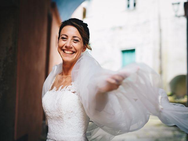 Il matrimonio di Achille e Tea a Carrodano, La Spezia 105
