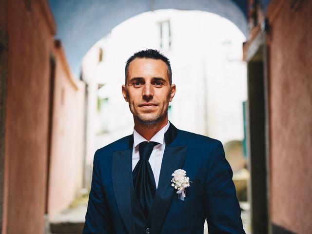 Il matrimonio di Achille e Tea a Carrodano, La Spezia 107
