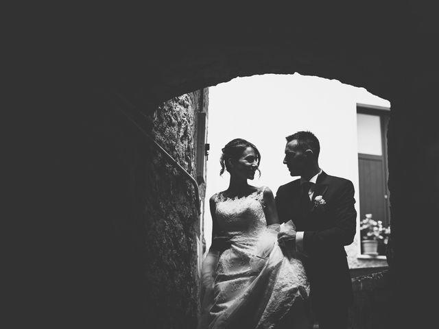 Il matrimonio di Achille e Tea a Carrodano, La Spezia 108