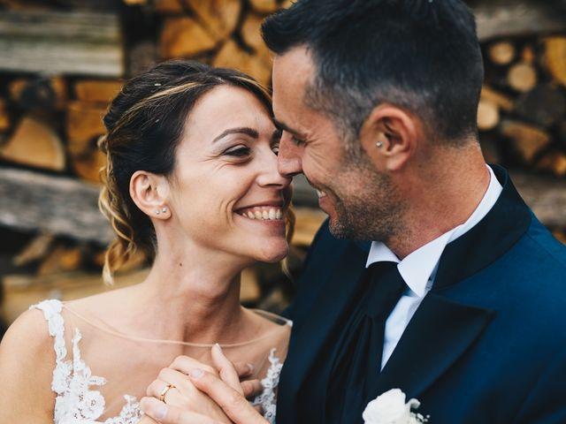 Il matrimonio di Achille e Tea a Carrodano, La Spezia 110