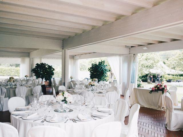 Il matrimonio di Achille e Tea a Carrodano, La Spezia 122