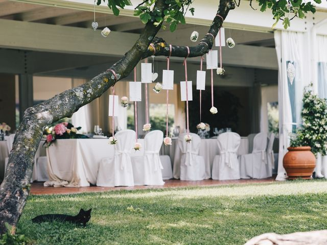 Il matrimonio di Achille e Tea a Carrodano, La Spezia 123