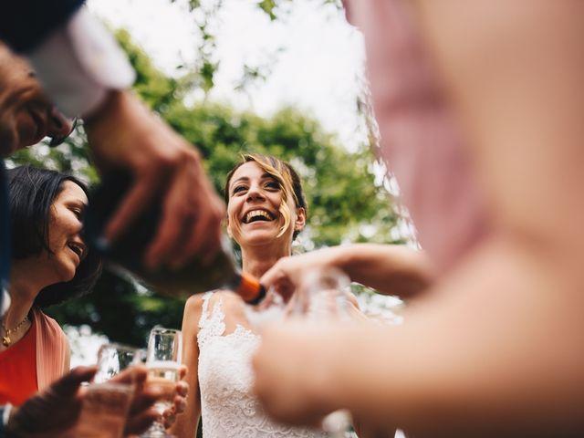 Il matrimonio di Achille e Tea a Carrodano, La Spezia 135