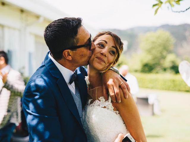 Il matrimonio di Achille e Tea a Carrodano, La Spezia 139