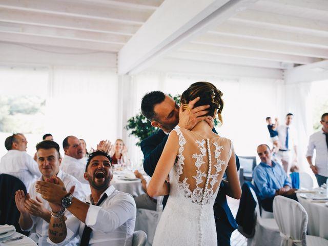 Il matrimonio di Achille e Tea a Carrodano, La Spezia 140