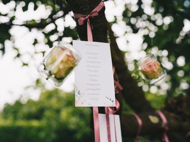 Il matrimonio di Achille e Tea a Carrodano, La Spezia 141