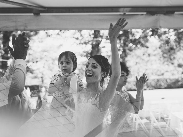 Il matrimonio di Achille e Tea a Carrodano, La Spezia 150