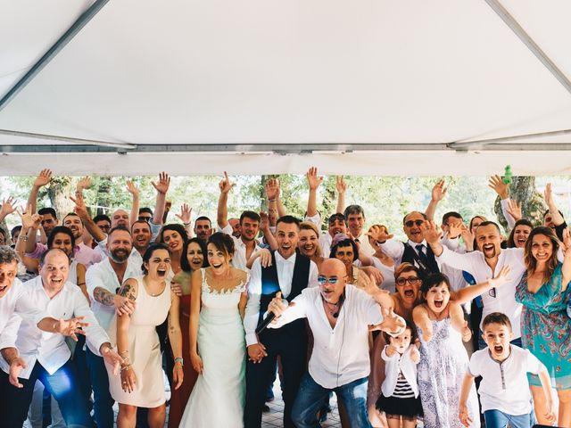 Il matrimonio di Achille e Tea a Carrodano, La Spezia 151