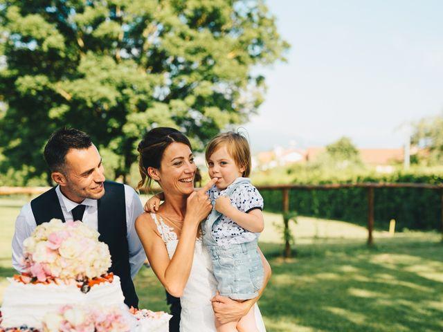 Il matrimonio di Achille e Tea a Carrodano, La Spezia 154