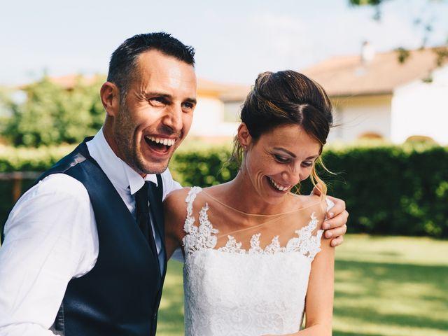 Il matrimonio di Achille e Tea a Carrodano, La Spezia 155