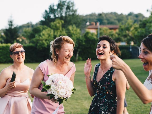 Il matrimonio di Achille e Tea a Carrodano, La Spezia 161