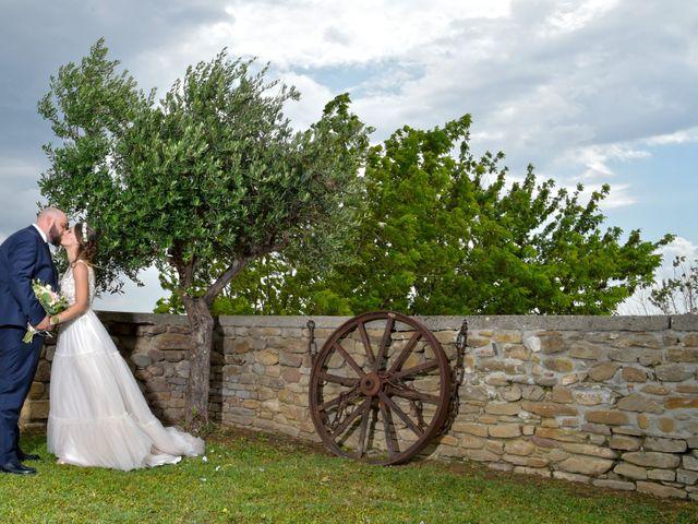 Il matrimonio di Andrea e Angela a Cellino Attanasio, Teramo 1