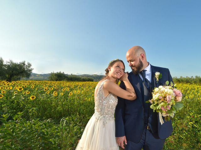 Le nozze di Angela e Andrea