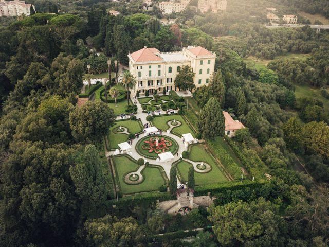 Il matrimonio di Guido e Natalia a Lerici, La Spezia 9