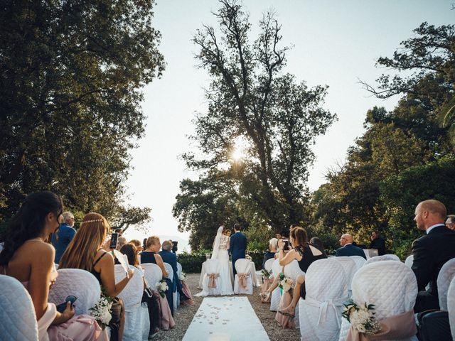 Il matrimonio di Guido e Natalia a Lerici, La Spezia 10