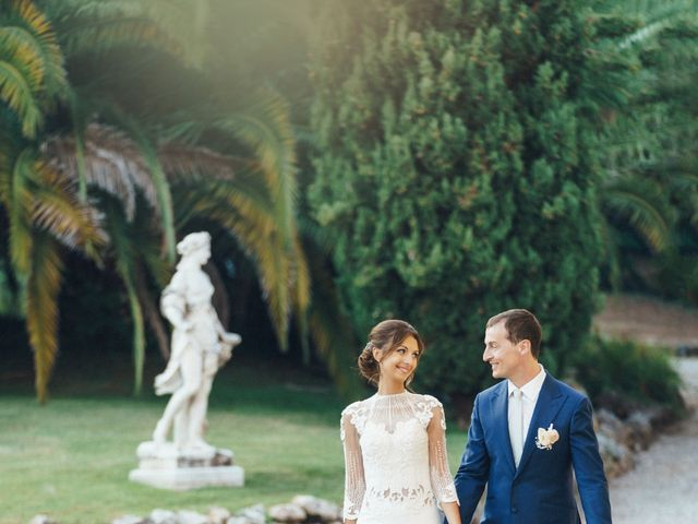 Il matrimonio di Guido e Natalia a Lerici, La Spezia 17