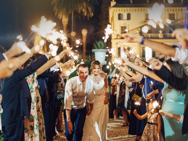 Il matrimonio di Guido e Natalia a Lerici, La Spezia 27