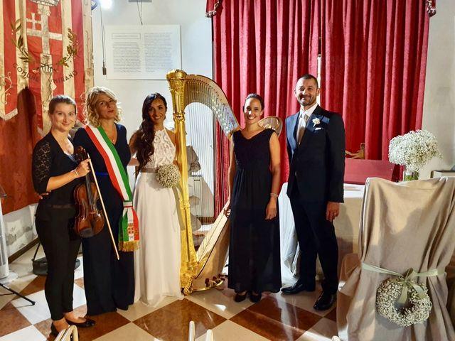 Il matrimonio di Marco e Serena a Mirano, Venezia 8