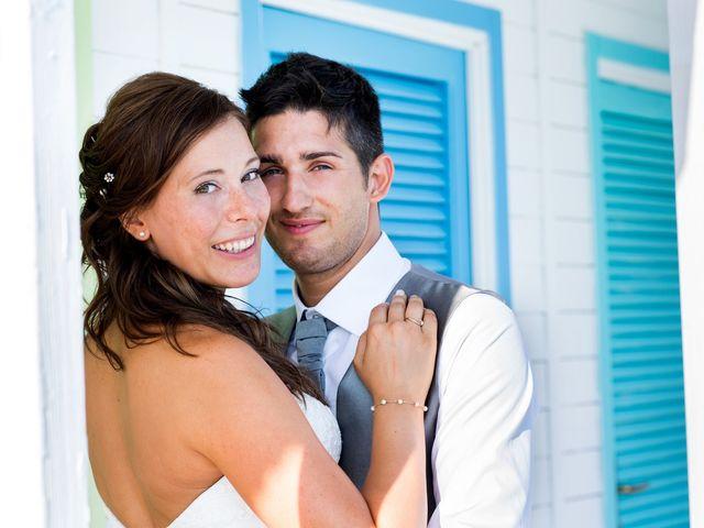 Le nozze di Stefania e Kevin