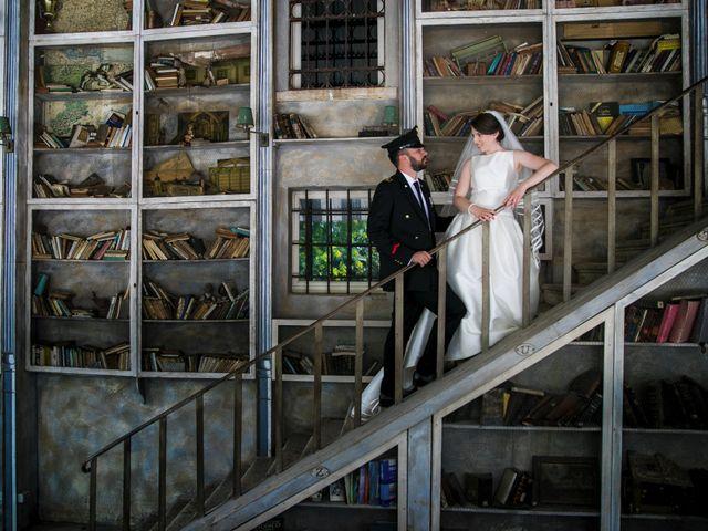 Il matrimonio di Andrea e Caterina a Oderzo, Treviso 1