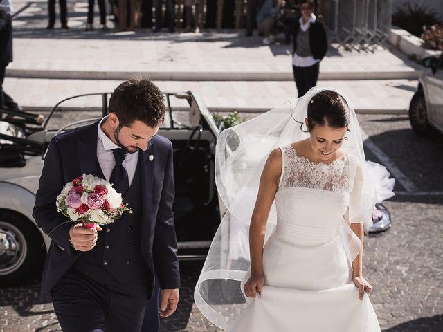 Il matrimonio di Niccolò e Chiara a Vicenza, Vicenza 11