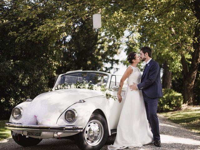 Le nozze di Chiara e Niccolò