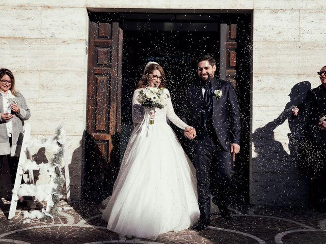 Il matrimonio di Davide e Michela a Silvi, Teramo 14