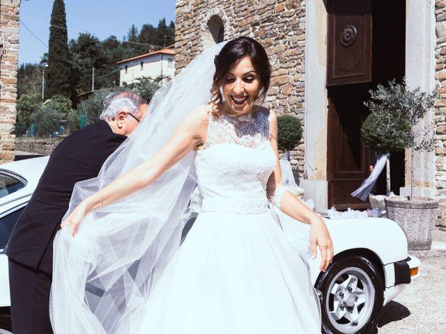 Il matrimonio di Chiara e Marco a Arezzo, Arezzo 14