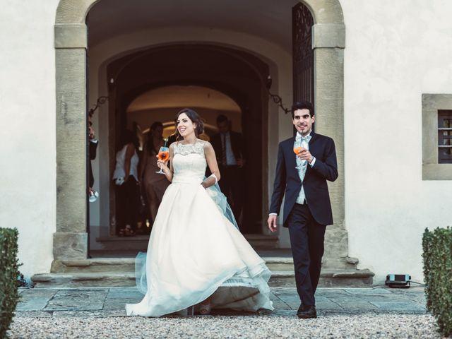 Il matrimonio di Chiara e Marco a Arezzo, Arezzo 1