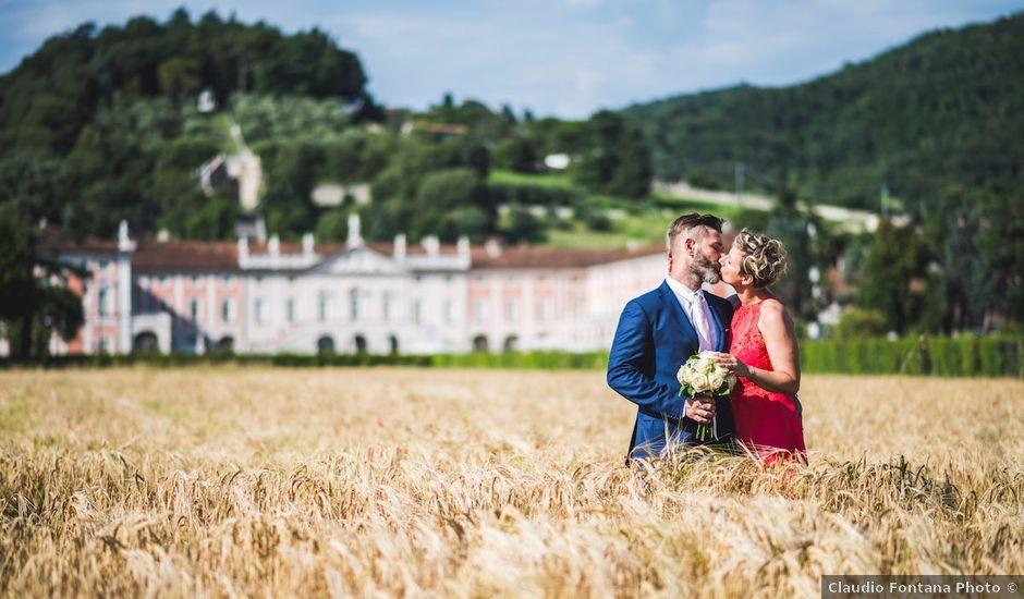 Il matrimonio di Angelo e Michela a Rezzato, Brescia