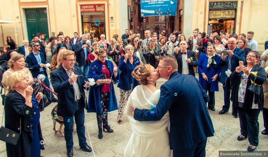 Il matrimonio di Francesco e Silvia a Genova, Genova