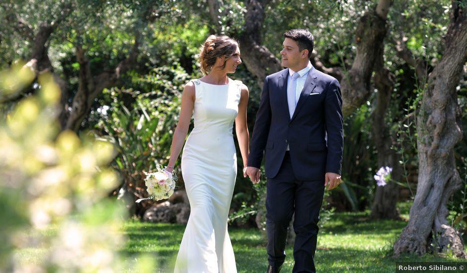 Il matrimonio di Gabriele e Rossella a Bisceglie, Bari