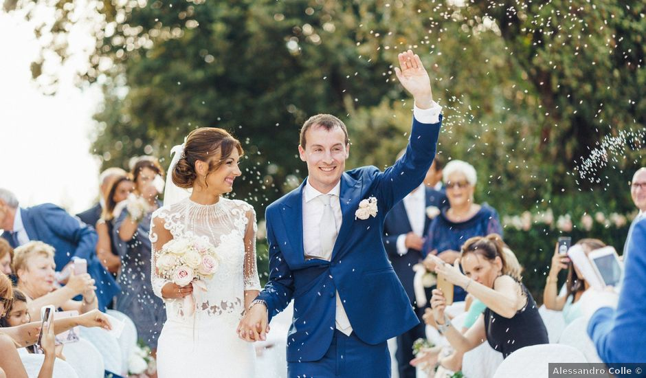 Il matrimonio di Guido e Natalia a Lerici, La Spezia