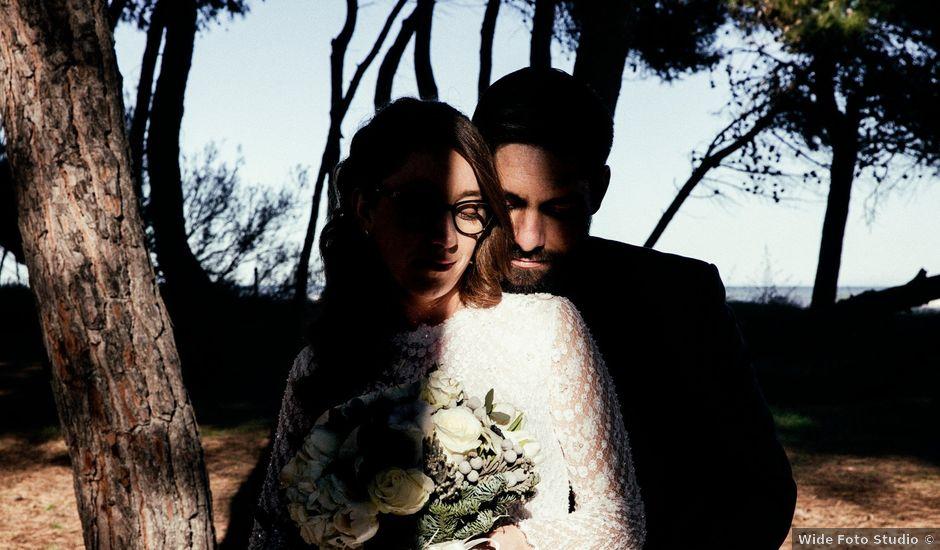 Il matrimonio di Davide e Michela a Silvi, Teramo