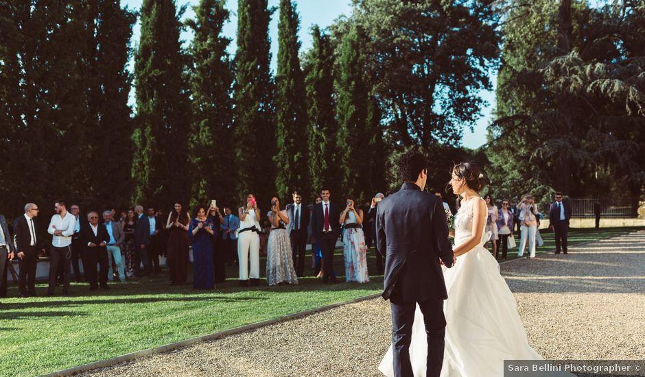 Il matrimonio di Chiara e Marco a Arezzo, Arezzo