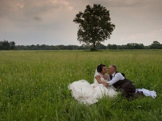Le nozze di Leila e Andrea