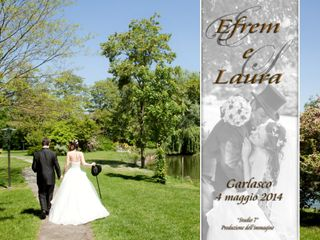 Le nozze di Laura e Efrem
