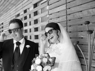 Le nozze di Maria Cristina e Giuseppe