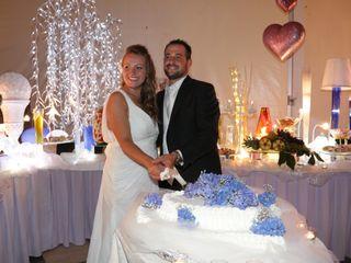 Le nozze di Claudia e Valentino