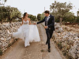 Le nozze di Giulia e Mauro