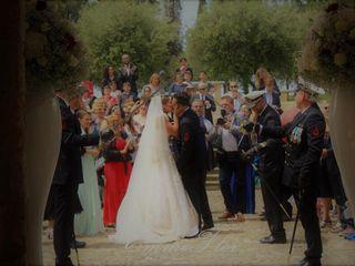 Le nozze di Tania e Daniele  2