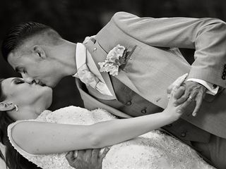 Le nozze di Amy e Fabio