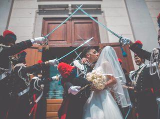 Le nozze di Doriana e Gaetano