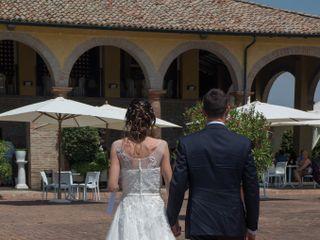 Le nozze di Fabiana e Massimo 1