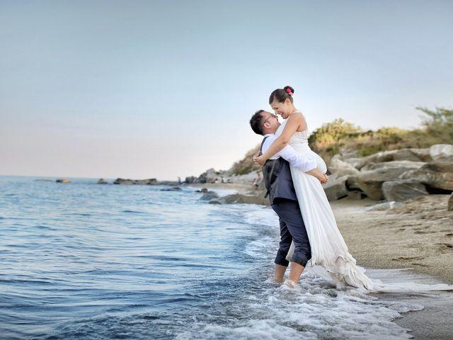 Le nozze di Jessica e Antonio