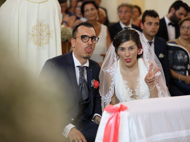 Il matrimonio di Antonio e Jessica a Melissa, Crotone 24