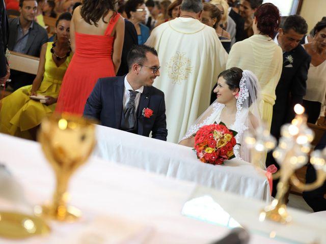 Il matrimonio di Antonio e Jessica a Melissa, Crotone 26