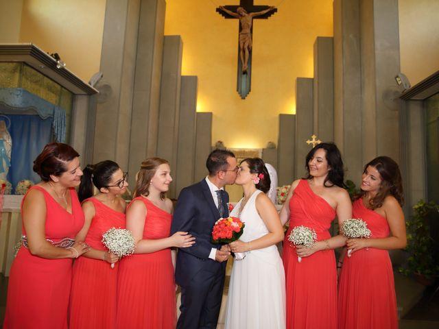 Il matrimonio di Antonio e Jessica a Melissa, Crotone 28