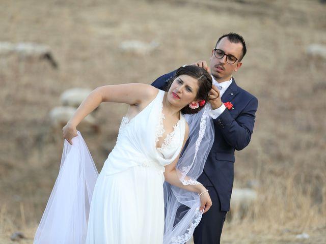 Il matrimonio di Antonio e Jessica a Melissa, Crotone 36