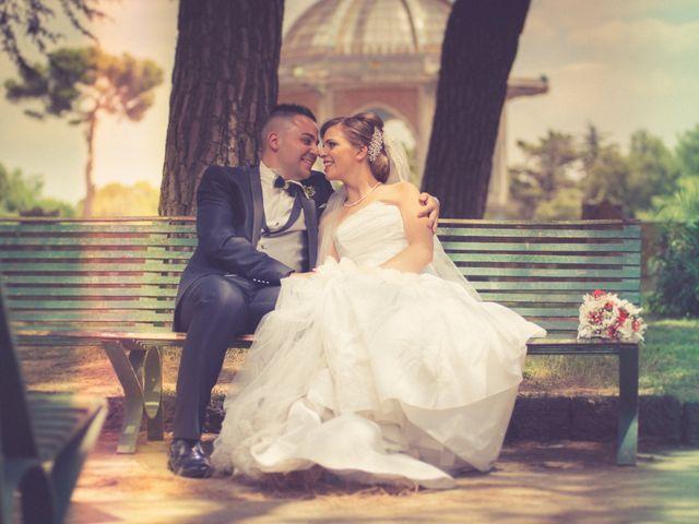 Le nozze di Desiré e Gino